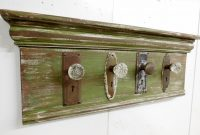 Architectural Salvage Coat Rack Rustic Coat Rack Antique Glass for proportions 1024 X 768