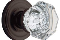 Baldwin Filmore Oil Rubbed Bronze Bedbath Crystal Door Knob in dimensions 1000 X 1000