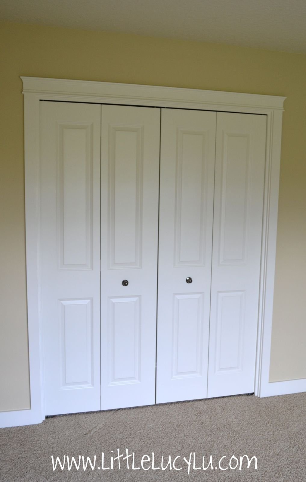 Superbe Bi Fold Door Knob Position Httpretrocomputinggeek With Regard To  Proportions 1017 X 1600