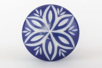 Blue White Navy Ceramic Door Knobs Handles Furniture Drawer Pulls in sizing 1600 X 1600