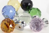 Colored Crystal Drawer Knobs Drawer Furniture within measurements 1089 X 1089