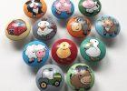 Colorful Farmland Drawer Pulls Dresser Knobs Closet Handles inside size 1000 X 974