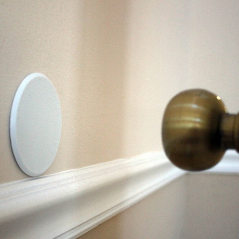 Door Knob Wall Protector Photos Wall And Door Tinfishclematis pertaining to proportions 1000 X 1000