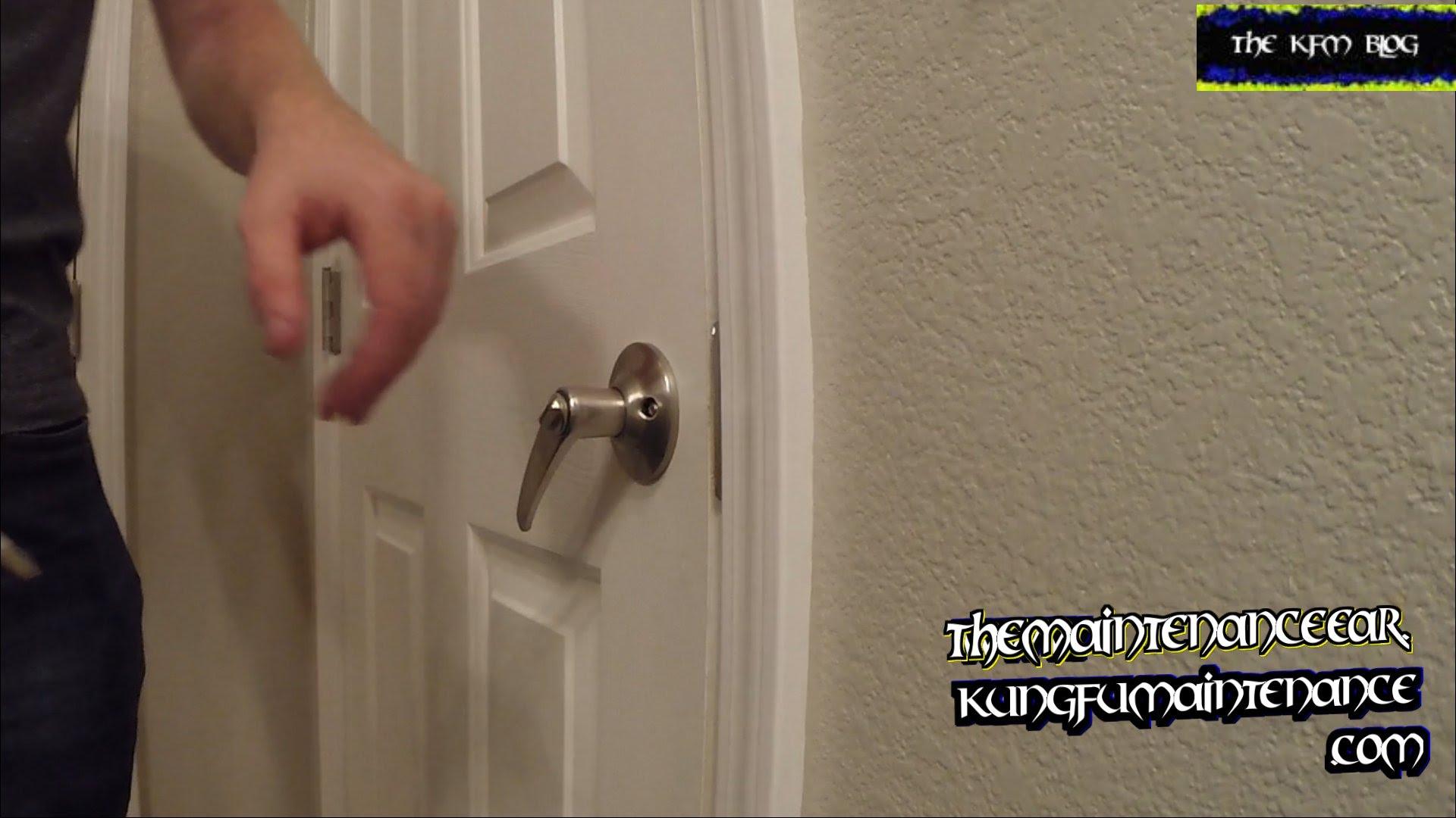 Door Lock Handle Sagging Has Lost Its Spring Back Qualities Not for measurements 1920 X 1080