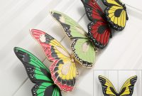 Dreld 1pc Butterfly Furniture Handles Cabinet Knobs And Handles Zinc inside proportions 1600 X 1600