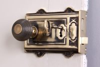 Large Brass Rim Lock inside size 1000 X 1000