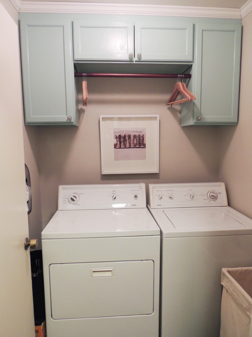Laundry Room Cabinets Hanging Recous with regard to sizing 802 X 1070