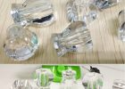 Lucite Hardware Pulls Clear Plastic Drawer Knobs Cabinet Pull Knobs throughout size 936 X 936