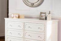 Magical Dreams 6 Drawer Dresser From Delta Featuring Disney Princess in measurements 1129 X 1433