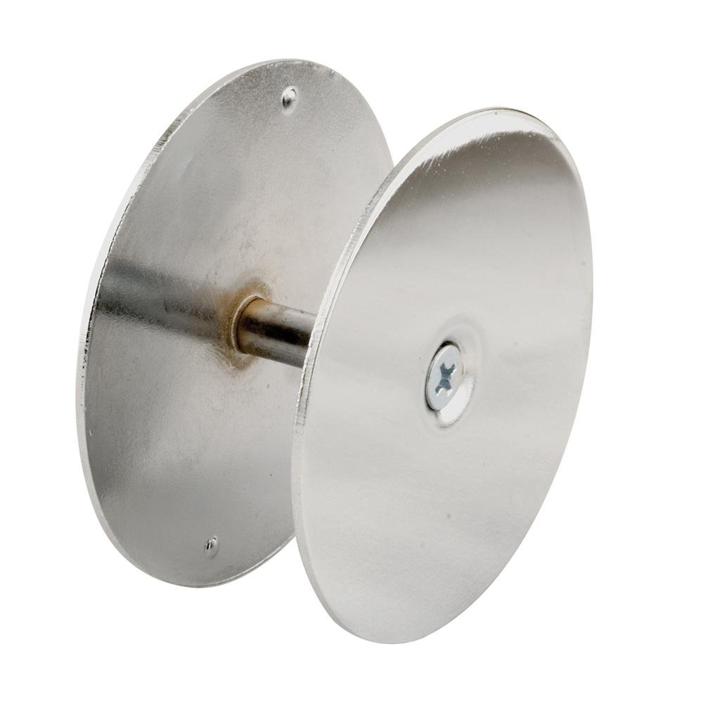 Prime Line Chrome Plated Hole Filler Plate Door Knob U 9531 The throughout size 1000 X 1000