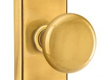 Providence Knob With Rectangular Backplate Rejuvenation in size 936 X 990