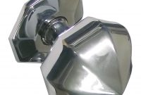 Snobsknobs Polished Chrome Centre Door Knob Snobsknobs pertaining to sizing 1694 X 1696