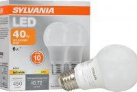 Sylvania 73986 Sylvania Led Light Bulb 2 Pack At Sutherlands inside sizing 4813 X 3067