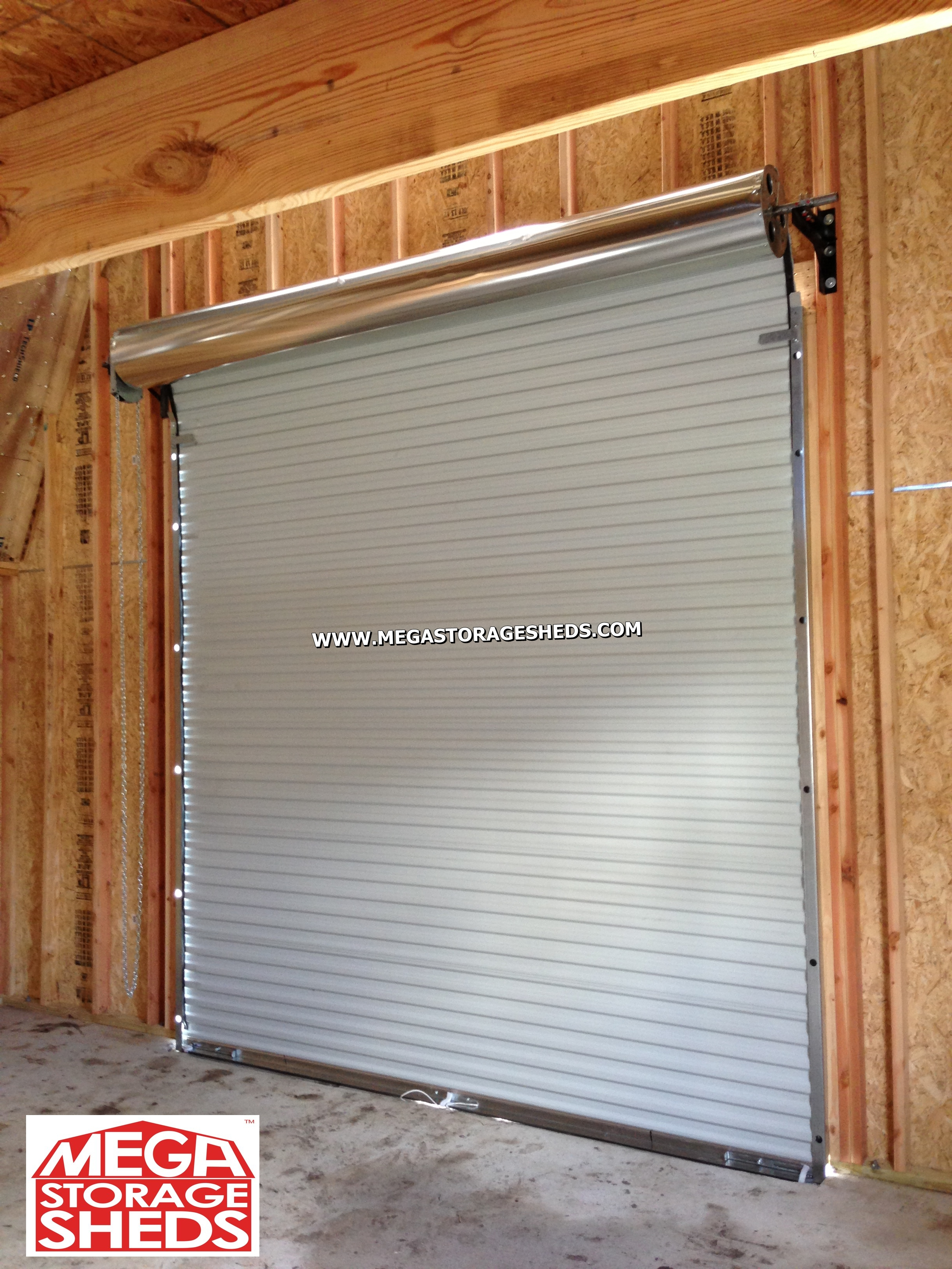 12x12 Roll Up Garage Door Photos Wall And Door Tinfishclematis within proportions 2448 X 3264