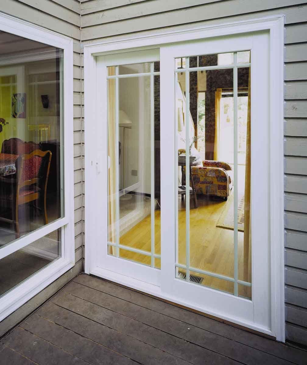 8 Sliding Glass Patio Doors Vinyl Sliding French Rail Patio Door with dimensions 1008 X 1200