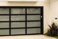 Aluminum Glass Garage Doors 8800 throughout measurements 1900 X 530