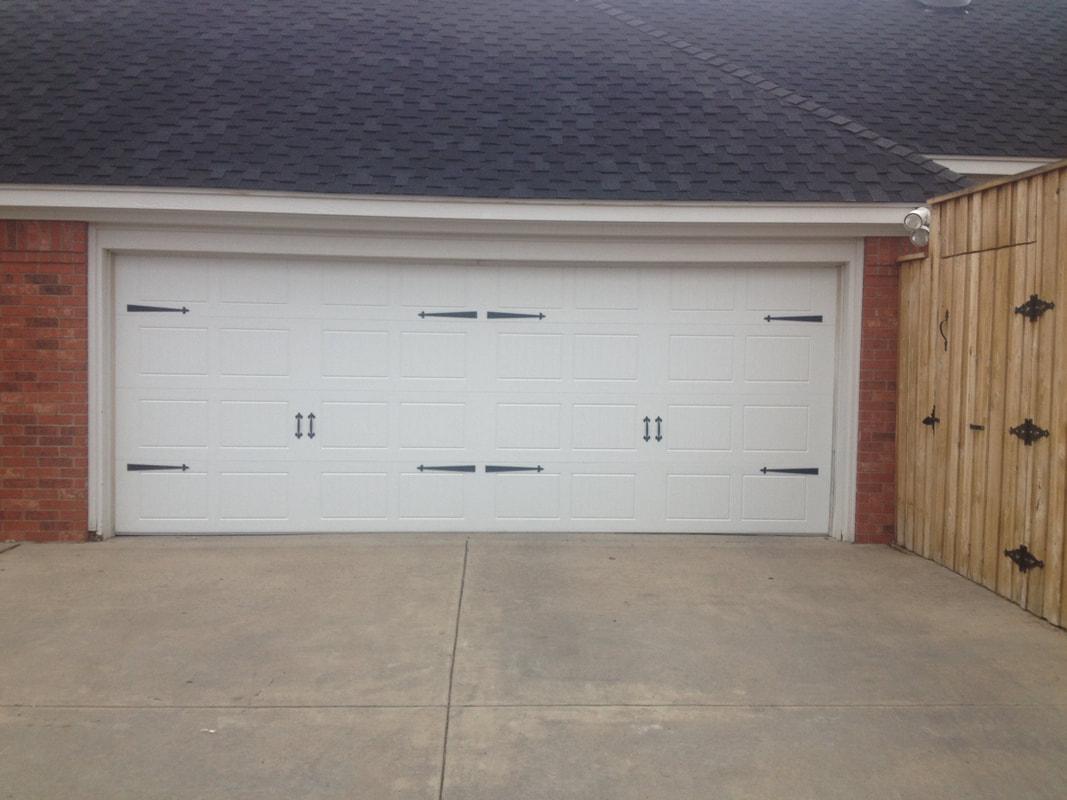 Amarillo Garage Door Company Willow Creek Overhead Door within sizing 1067 X 800
