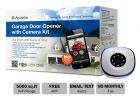 Asante Garage Door Opener With Camera Kit Live Streaming 99 00900 intended for measurements 1000 X 1000
