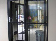 Burglar Bars For Sliding Glass Doors Gate In 2019 Doors with regard to size 768 X 1024
