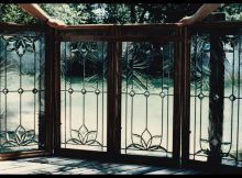 Cabinet Doors Inserts Alpine Stained Glass Inc in dimensions 1100 X 735