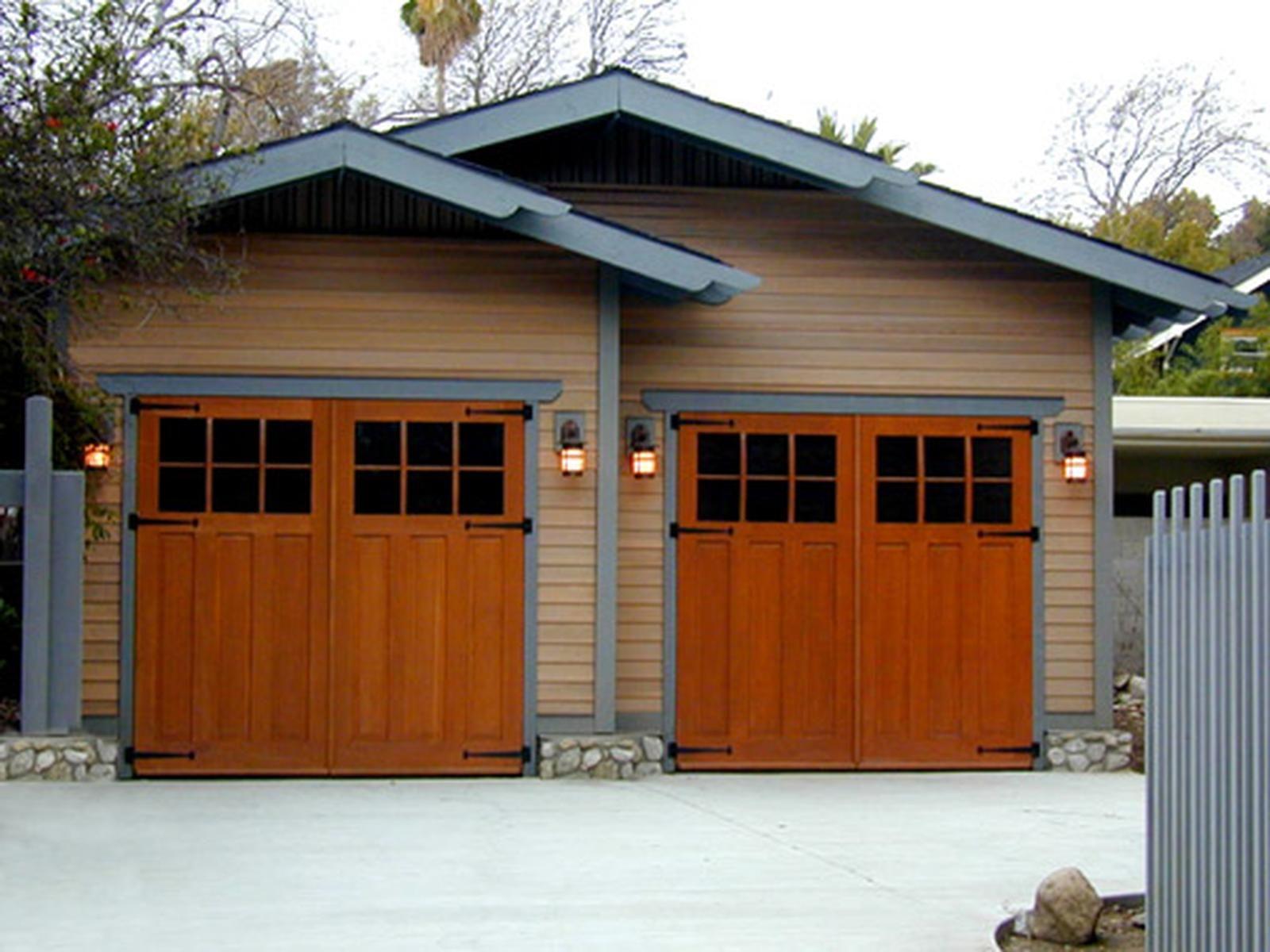Craftsman Style Garage Doors Barn Style Garage Doors Craftsman Barn in proportions 1600 X 1200