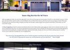 Daves Garage Doors Diamond Mind Web Design with regard to sizing 1370 X 2022