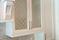 Decorative Cabinet Glass Patterend Glass Kitchen Cabinet Doors with sizing 2448 X 3264