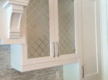 Decorative Cabinet Glass Patterend Glass Kitchen Cabinet Doors within measurements 2448 X 3264