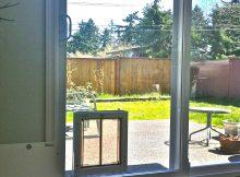 Doggie Doors For Sliding Glass Doors Classy Door Design pertaining to measurements 1936 X 2592