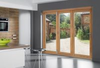 Elegant Solution With Triple Sliding Glass Patio Doors Patio regarding dimensions 1024 X 821