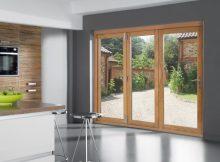 Elegant Solution With Triple Sliding Glass Patio Doors Patio regarding dimensions 1024 X 821