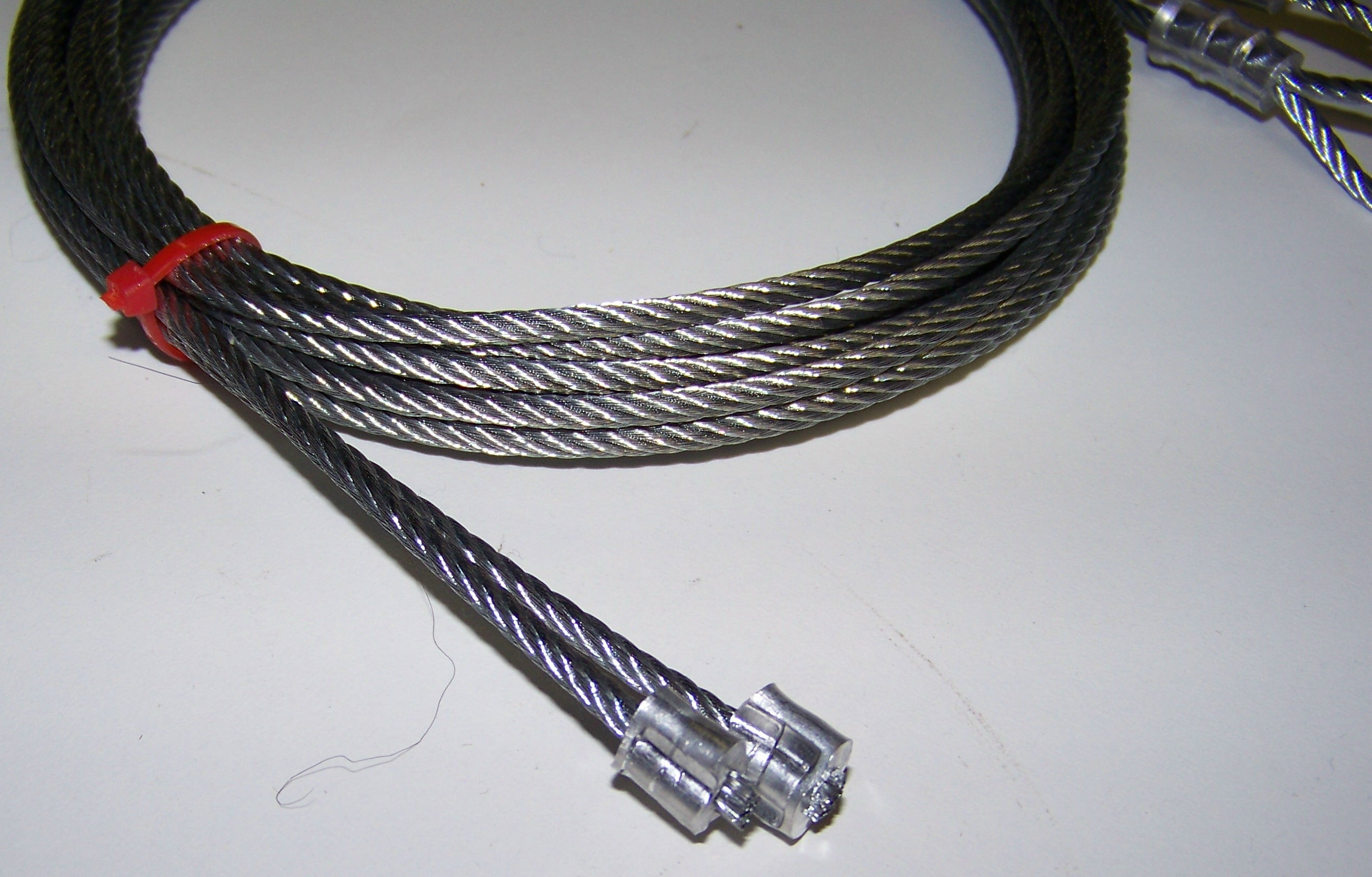 Garage Door Cables within size 2604 X 1664
