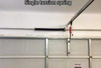 Garage Door Opener Tension Rod Elegantgaragega inside size 1230 X 918