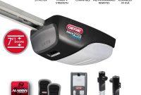 Genie Machforce Connect 2 Hp Premium Screw Drive Smart Garage Door intended for size 1000 X 1000