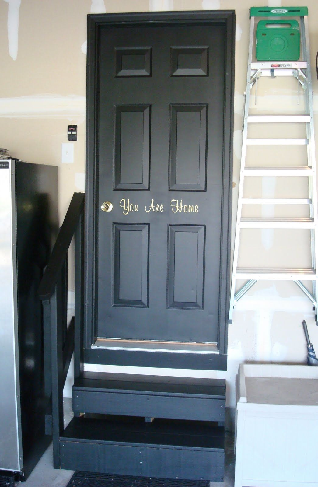 I Love The Look Of Black Doors But I Am Afraid To Do Itunless I in sizing 1045 X 1600