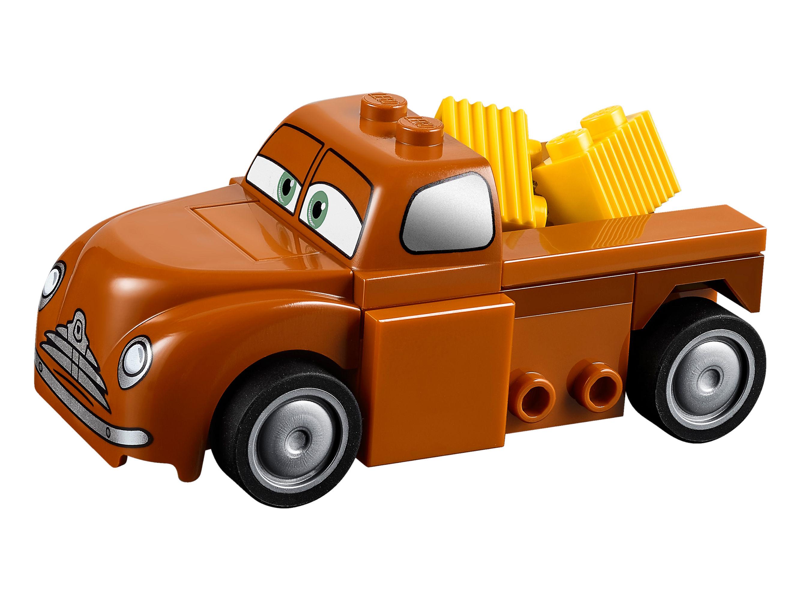 Lego Juniors Smokeys Garage Art Craft intended for dimensions 2669 X 2000