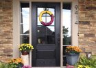 Life Love Larson New Glass Panel Front Door intended for measurements 1600 X 1600