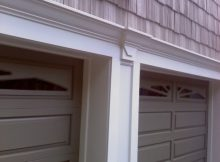 Methods Of Wrapping O Head Garage Door Frame Carpentry intended for proportions 772 X 1030