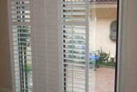 Modernize Your Sliding Glass Door With Sliding Plantation Shutters with size 2136 X 2848