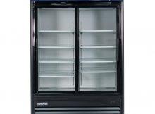 Norpole Commercial 45 Cu Ft 2 Sliding Glass Door Refrigerator In regarding proportions 1000 X 1000