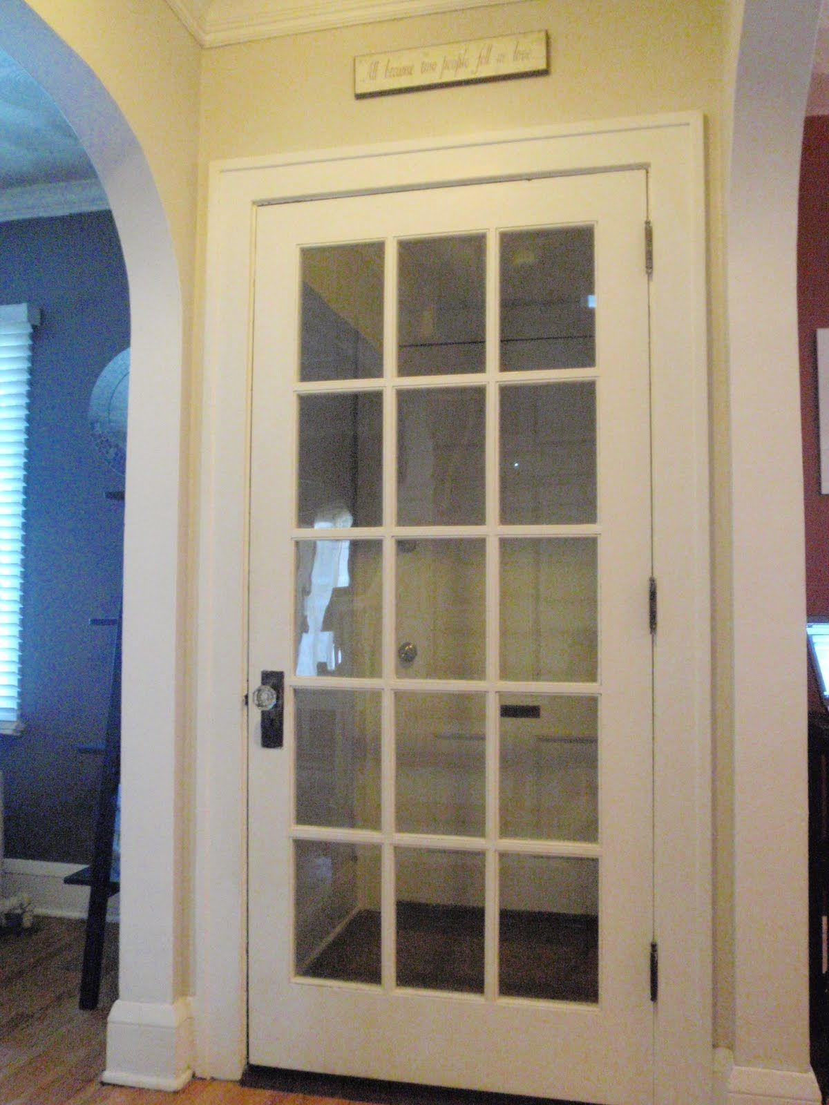 Old Glass Pane Doors With The Antique Glass Knob You Don T See throughout size 1200 X 1600