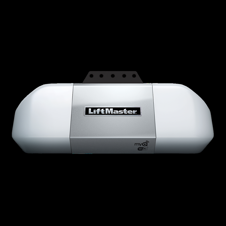 Premium Series 8355w Wifi Garage Door Opener Liftmaster throughout sizing 1240 X 1240