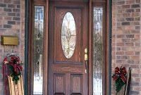 Rustic Wooden Front Doors Design Home Design Doors Glass Door in proportions 1704 X 1702