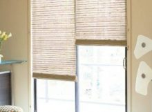 Sliding Glass Door Energy Efficient Window Treatments Sliding For with regard to proportions 901 X 1071