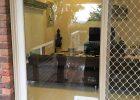 Small Pet Cat Flap Dog Door For Glass Security Door Security throughout size 2259 X 3264