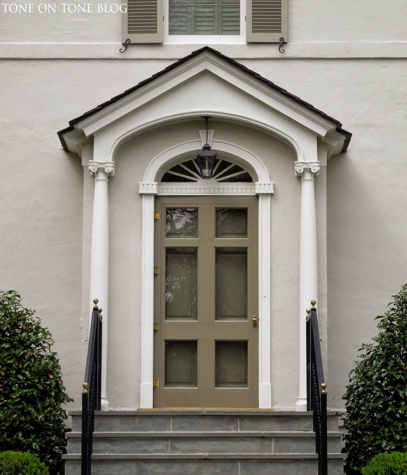 The Storm Doors That Grace These Homes Many Historic Are Not Only inside sizing 1371 X 1600