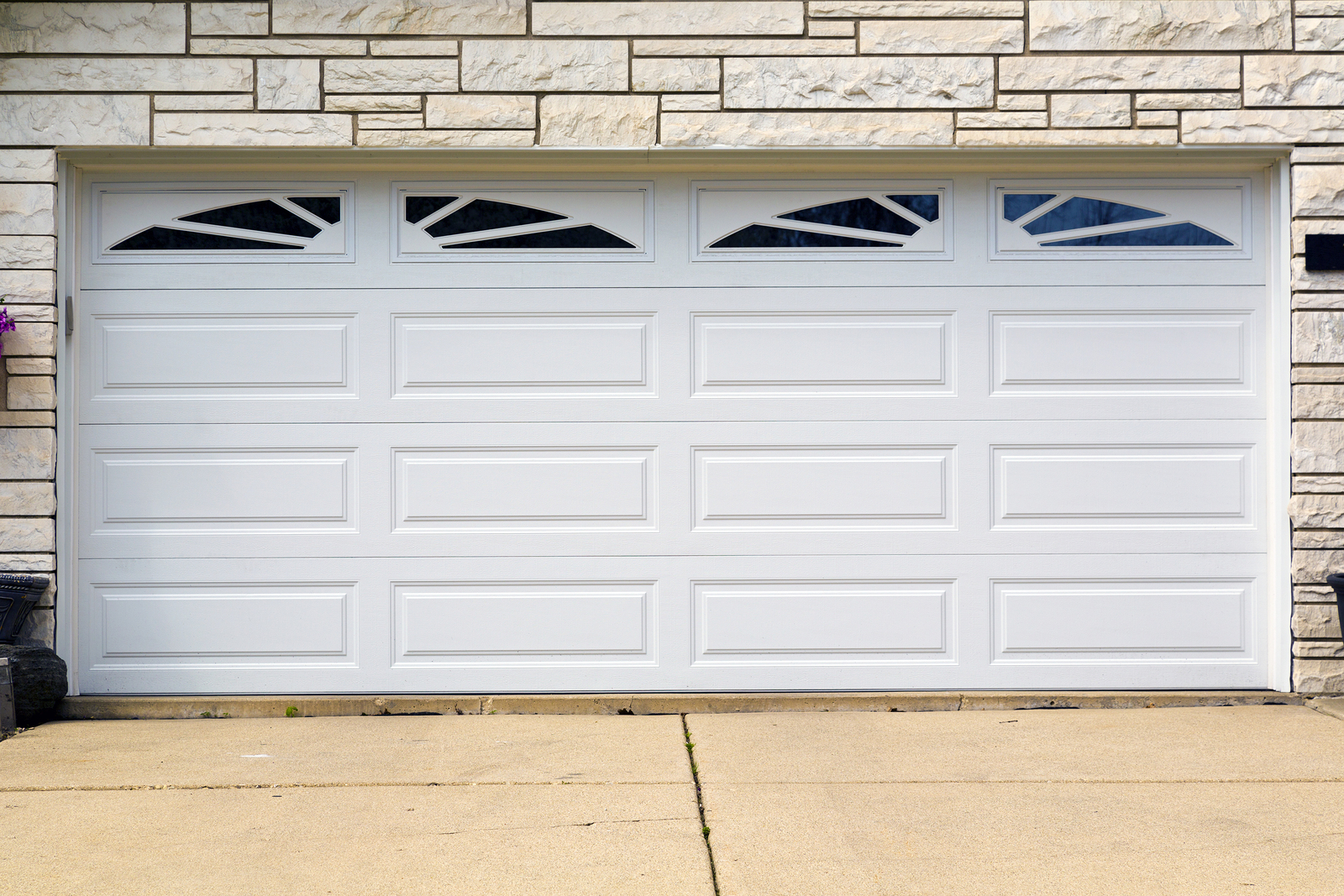 Top 5 Color Choices For Garage Doors Debi Collinson Interiors pertaining to sizing 1600 X 1067