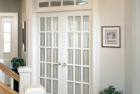 White Interior French Doors With Glass throughout dimensions 1024 X 1046