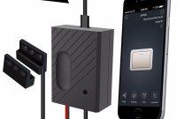 Wifi Remote Garage Door Openers Control Using Ewelink App throughout measurements 1000 X 1000
