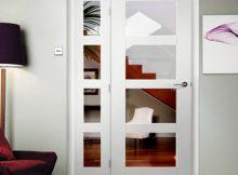 Xl Joinery Internal White Primed Shaker Glazed Door Leader Doors for sizing 1000 X 1000